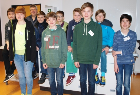 Boys Day am Borchersweg 2015